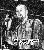 Matthew John Conley at the Dingo by Noel Franklin from Last Call