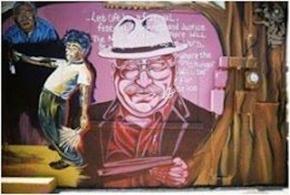 Trino Mural Austin
